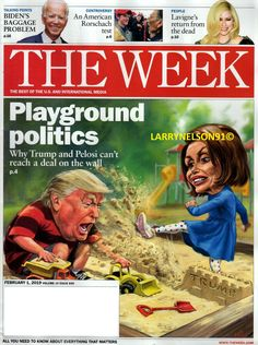 Official site of The Week Magazine, offering commentary and analysis of the day's breaking news and current events as well as arts, entertainment, people and gossip, and political cartoons. Political Cartoons, Political News, Ann Coulter, The Week Magazine, How Big Is Baby, Big Baby, Talking Points, Narcissistic Sociopath, February 1