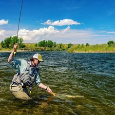 Can't wait for the upcoming season? We can't either! Help us make sure flows are right and the fish are biting by emailing BuRec today!… #FlyFishingTips