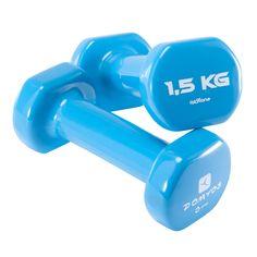 Halteres Tonedumbell 2 1 5 Kg Squats Longboarden Wakeboarden
