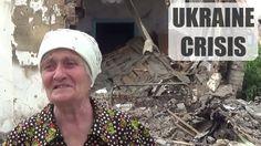 Ukraine Crisis: Death and destruction continues in Eastern Ukraine / Хунта убивает людей