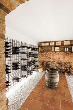 Finde moderner Weinkeller Designs: GEKNICKT. Entdecke die schönsten Bilder zur Inspiration für die Gestaltung deines Traumhauses.
