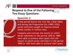 ap world history essay questions 2014