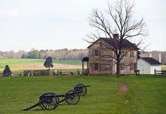 Manassas (Bull Run) National Battlefield Park, Manassas, Virginia