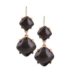 Resin Earring, eight colors for selection, with a variety of skin color, and clothes
