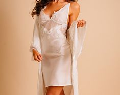 Lingerie Baby doll Robes Digital cards Bridal by TresSur on Etsy