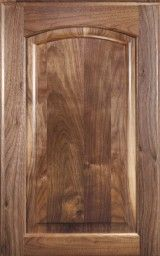 Classic Arch  (Full Overlay)  / Walnut, Natural