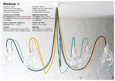 použití textilních kabelů