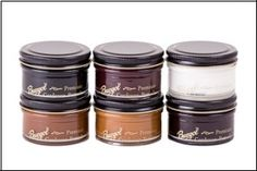 Burgol Cordovan Pomade,  50 ml, in 4 Colors, 19€/100ml