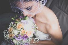 Tulle - Acessórios para noivas e festa. Arranjos, Casquetes, Tiara | ♥ Raiany Saué