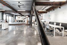Tectonic office by Graham Baba Architects, Seattle – Washington » Retail Design Blog