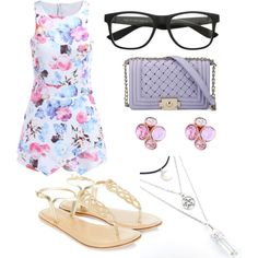 Untitled #32 by issa-all-the-way on Polyvore featuring polyvore fashion style Monsoon Ted Baker