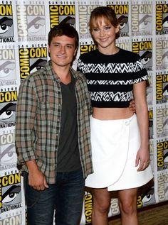 ¿Podrá #Hunger_Games #Catching_Fire romper records de taquilla anteriores? #Jennifer_Lawrence #Josh_Hutcherson