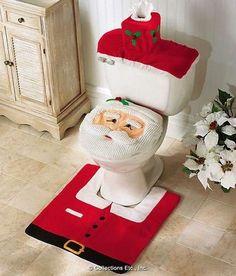 Toilettes à la décoration insolite