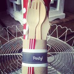 #picknick #besteck #tasche