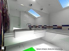 Łazienka dla chłopca - zdjęcie od ESIGN - Łazienka - Styl Nowoczesny - ESIGN