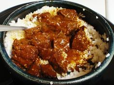 One of my FAVORITE recipes and it is super easy in a crockpot.  I would put it up against the Capital Hotels shortribs any day.....and that is saying a lot because they are my favorite.  :)