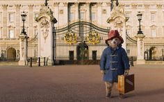 Exclusive: see the first still of Paddington Bear from his new film starring Nicole Kidman and Colin Firth as the voice of Paddington