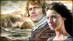 Jamie y Claire   Deseando ver Viajera! Edición de @geno_acedo  #JamieFraser  #ClaireFraser  #JamieClaire  #Outlander