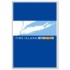 Fire Island - New York. Posters