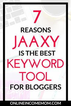 Jaaxy Keyword Tool Review - Jaaxy Revew - Discover why Jaaxy is the best keyword research tool for bloggers! It's super easy to use and helps with SEO for blogs.