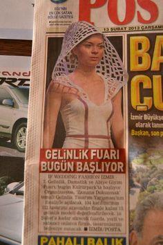 IF Wedding Fashion İzmir - Gelinlik Tasarım yarışması - Büşra Gülaydın