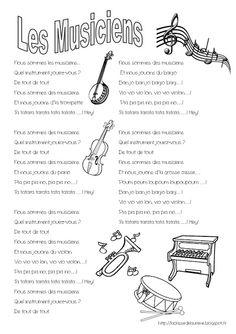 Les musiciens - Carmen Campagne