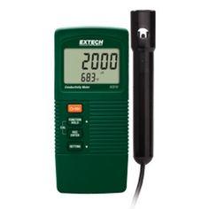 http://handinstrument.se/labbinstrument-r411/kompakt-konduktivitet-tds-meter-53-EC210-r55607  Kompakt Konduktivitet / TDS Meter  Samtidig visning av konduktivitet eller TDS med temperatur  Tre områden för konduktivitet och TDS plus justerbara temperaturkompensation faktor för att bibehålla noggrannheten  Automatisk temperaturkompensation  Temperaturkompensation faktor inställbart mellan 0 till 5,0% per ° C  Min / Max och Data Hold funktioner  Automatisk avstängning med inaktivera...