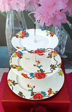New Spode Isabella www.cakestandland.co.uk
