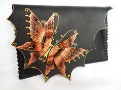 plic handmade unicat- Majestic Butterfly