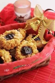 Fursecuri cu gem si alune - Pasiune pentru bucatarie- Retete culinare