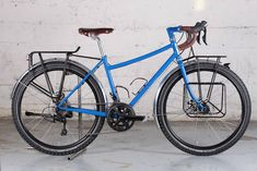 Blue Bike from TRP