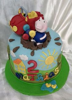Cake george pig