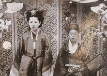 가와무라(일본) J.Kawamura, 전통혼례, 13.3x9.5cm, 1900년대