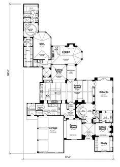 1000 images about unique floor plans on pinterest house plans and more home plans and traditional house plans