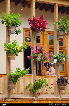 traditional houses . iran. travel to Iran with us http://comingtoiran.com/