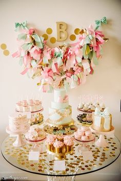Dessert Table Pictures, Photos, and Images for Facebook, Tumblr, Pinterest, and Twitter