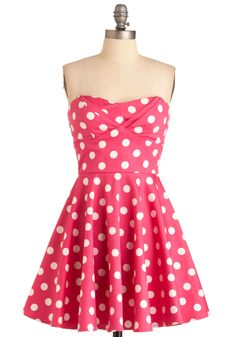 I need this dress and it's not just because it's named after cupcakes.