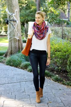 C.Style Blog: How to Add Color to Your Winter Wardrobe