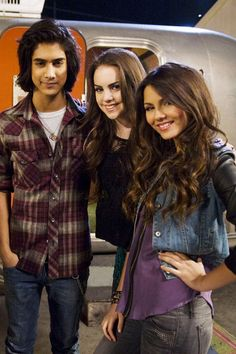 Victorious is Alicia's favorite TV show because she watches it every day!