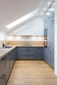 Kitchen Design, Kitchen Cabinets, Interior Design, House, Home Decor, Houses, Cooking, Nest Design