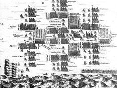 Los Tercios Españoles | La eficacia de combate de los tercios hispánicos estuvo basada en un sistema de armamento que unía el arma blanca (la pica) con el potencial de fuego del arcabuz, tomando una síntesis completa de dualidad de infantería pertrechada con armas de fuego compactas.
