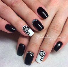 Glitter Nails, Nail Colors, Nail Designs, Make Up, Nail Art, Glitters, Eyeliner, Beauty, Nail Stickers