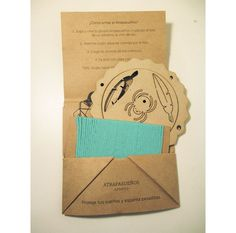 KIT ATRAPASUEÑOS <Mini> Verde. Kit, Paper Shopping Bag, Cover, Books, Making Dream Catchers, Orange, White People, Livros, Libros