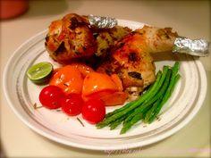泰式香芧烤雞 (附食譜) | Blog | 鬼嫁料理手帳 - Yahoo! Blog