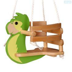 La balançoire perroquet pour bébé, petit enfant  620675