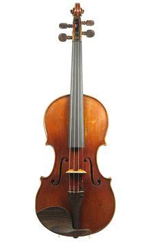 Antike Geige aus Mittenwald, 19. Jahrhundert, um 1870 - http://www.corilon.com/shop/de/produkt287_1.html  #geige #violine #streichinstrumente - http://www.corilon.com/shop/de/produkt287_1.html