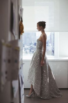 10 Grey Wedding Dress Ideas | Fly Away Bride