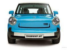 Trabant nT Concept 1024 x 768 wallpaper