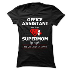 Awesome OFFICE ASSISTANT T-Shirts, Hoodies. Check Price Now ==► https://www.sunfrog.com/Funny/Awesome-OFFICE-ASSISTANT-Ladies.html?id=41382