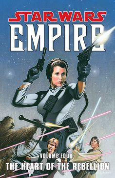 Star Wars: Empire Volume Four Trade Paperback